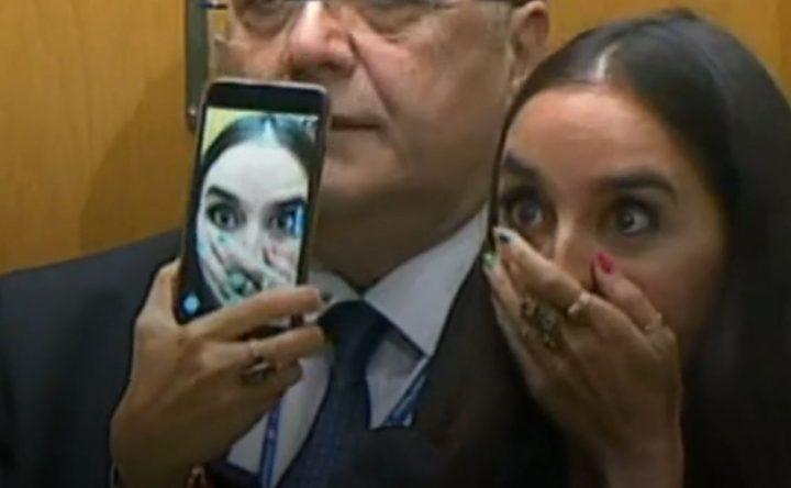 Президенттин кызы БУУнун ассамблеясында селфи кылып…