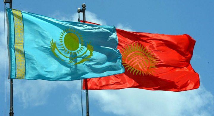 Кыргызстандын нотасына Казакстан жооп берди