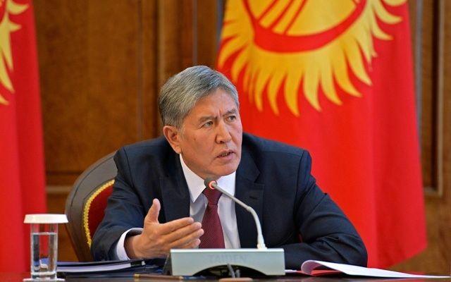 """Алмазбек АТАМБАЕВ: """"Мен Жумакадыровдой өлбөсөм, ар бири менен чечишип алам!"""""""
