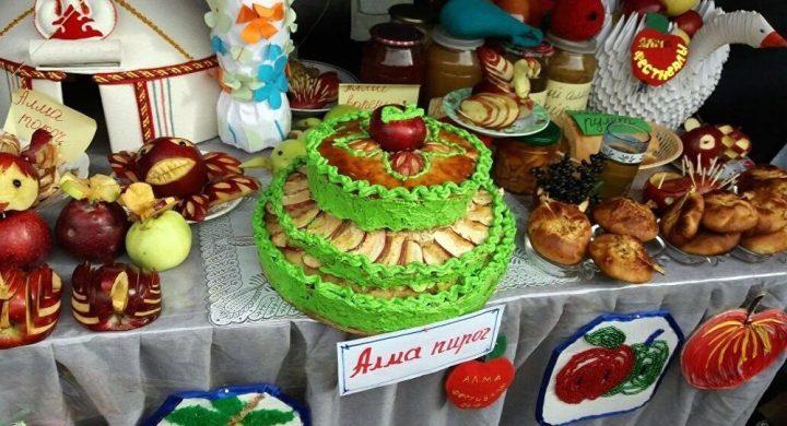 Ноокатта «Алма ярмарка-фестивалы» өтүүдө