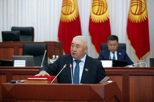 Таласка губернатор Зарылбек Рысалиев болобу?