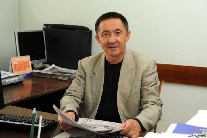 Султан Жумагулов маданият министри болоюн деп калды