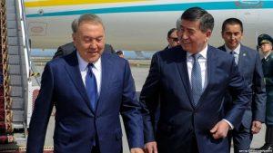 Жээнбеков бүгүн Минсктеги саммитке катышат, бирок Назарбаев менен жолукпайт. Демек, чек ара жакында чечилбейт!
