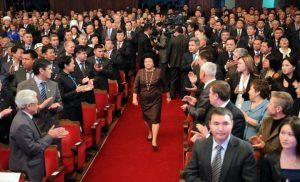Роза Отунбаеваны тизмеге ким киргизбей койгон?
