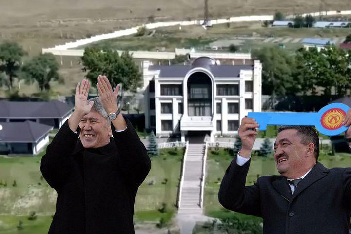 """ЖЭЭНБЕКОВ: """"Атамбаев укмаксан болуп,Ибраимовду чалчактатты да…"""""""