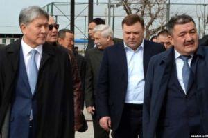 Алмазбек Атамбаевдин эң жакын адамы Албек Ибраимов камалды