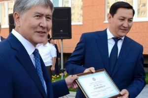 Сегизбаев мындан ары Атамбаевдин жанында болоорун Жолдубаевага айтыптыр…