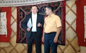 Жеңиш Молдокматов менен Олжобай Шакир каерден жолугуп, эмнени сүйлөштү?