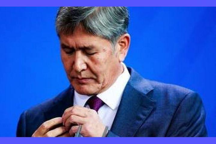 """Алмазбек АТАМБАЕВ: """"Кечинде жарык болгондуктан жакшы уктай албай жатам"""""""