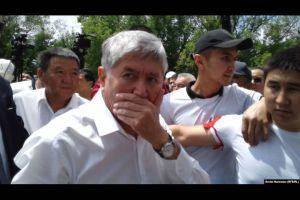 Тогуз кылмыш ишине шектелген Алмазбек Атамбаевге соттук-психиатриялык экспертиза дайындалды