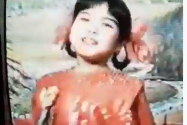 ВИДЕО: 23 жыл мурунку Гүлнур Асанова