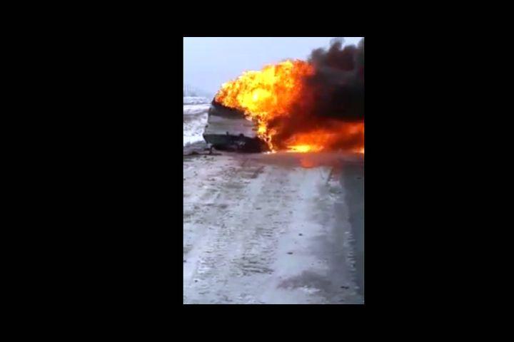 Оренбург жана Акбулак жолунда эки машина кагышып, төрт киши каза болду