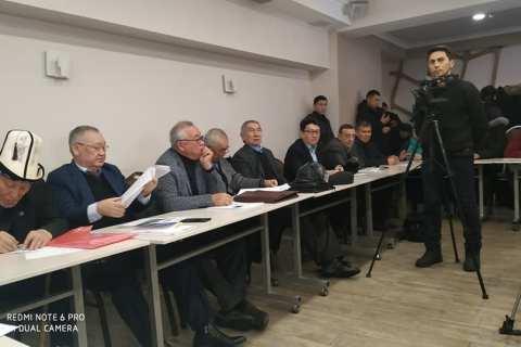 Видео — Мурдагы вице-премьер-министр Базарбай Мамбетов Таластагы «Жерүй» боюнча укмуш маалыматтарды айтты