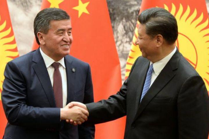 Кыргызстан Кытайга 1,7 млрд. доллар карыз. Президент карызды төлөө мөөнөтүн узартууну суранды
