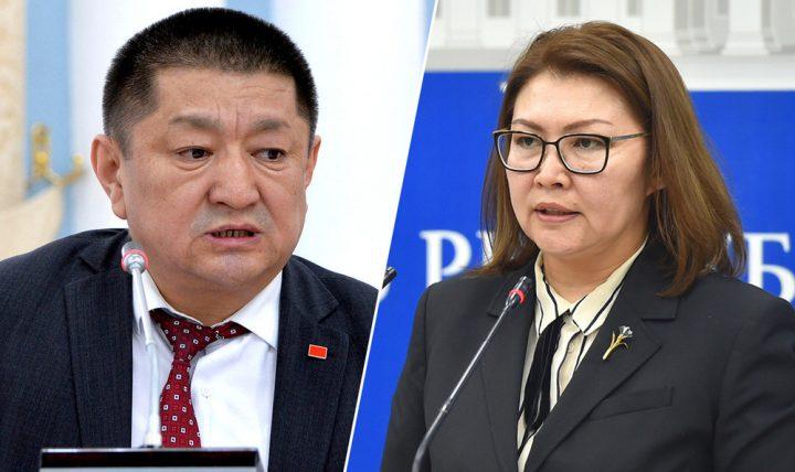 Пандемия учурундагы министр Космосбек Чолпонбаев камалды. Эмки кезек кимде?