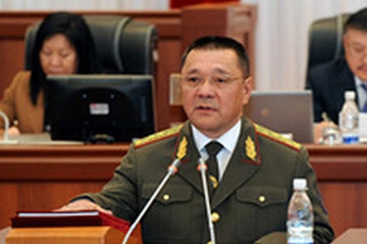 Президенттин жарлыгы менен Кеңешбек Дүйшөбаев кызматка барды