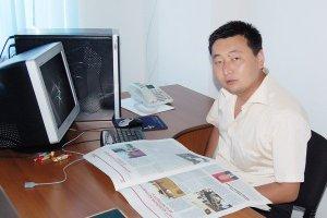 «Майдан.kg» гезитинин редактору президенттик аппараттын маалыматтык саясат бөлүмүнүн башчысы болду
