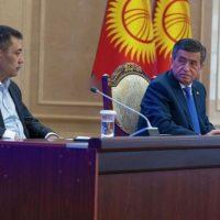 """Садыр Жапаров: """"Шайлоо мыйзамы өзгөртүлсө, президенттик шайлоого барам"""""""