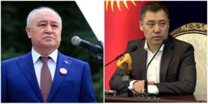 """ВИДЕО — ЖАПАРОВ: »Текебаев, Отунбаевалар көчөдө """"сайрабай"""", Конституциялык кеңешмеге барып сунуштарын беришсин!»"""