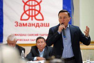 ЖеңишМолдокматов МуктарбекӨмүракуновдун уулу Аскарбекке лидерликти өткөрүп берди