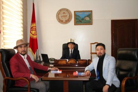 Чуу жараткан Чокоев менен Примбердиевди Маданият министри кабыл алды. Алар эмнени сүйлөштү?