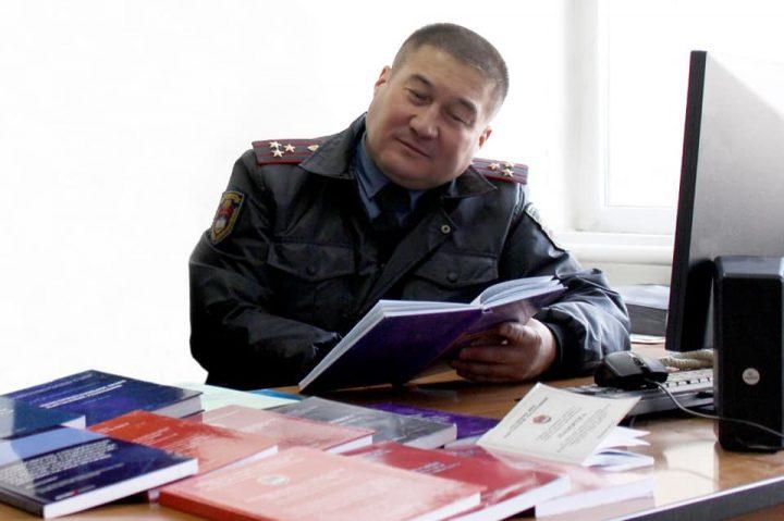 Илим жолунан ийгилик тапкан Жыргалбек Айдарбеков