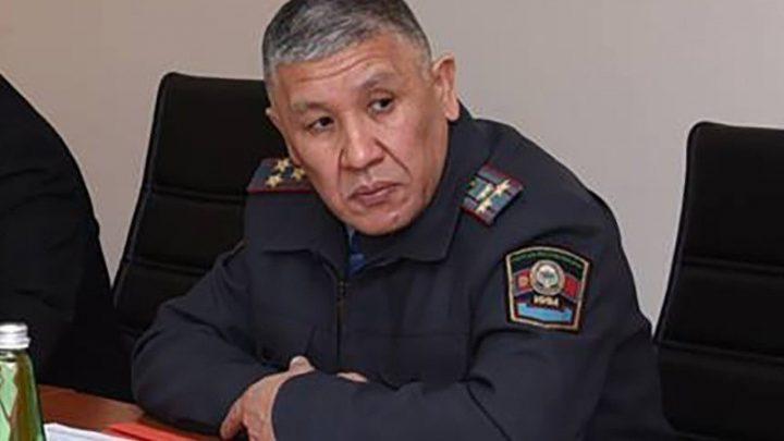 Бишкек ШИИБ башчысы Бакыт Матмусаев Айзаданын туугандарынан жана коомчулуктан кечирим сурады
