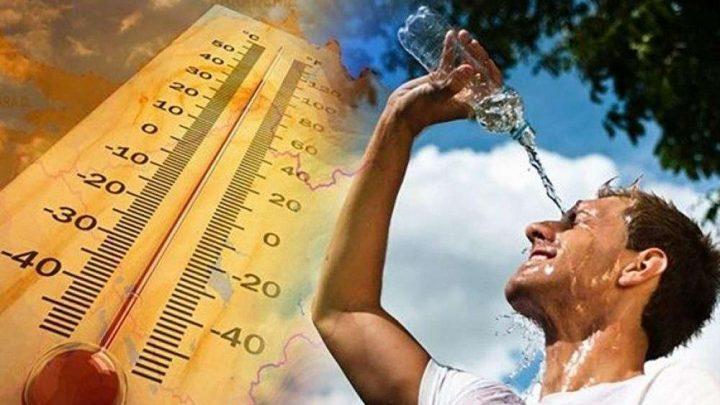 Аба ырайы: Эртеӊ 40 градус болот. Кайсы аймактарда?..