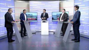 Текебаев, Мырзакматов, Жээнчороев, Байсаловдун беттешүүсүндө кимисинин жообу жакты? (Видео)