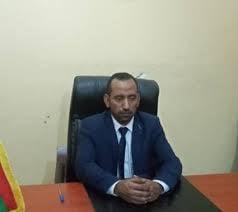 والي ولاية كيدماغا الطيب ولد محمد محمود