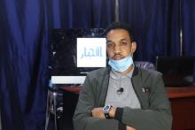 المتحدث باسم مجموعة الممرضين محمد السالك ولد العتيق