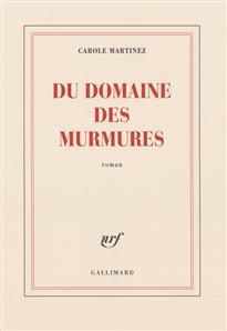 Du Domaine Des Murmures Résumé : domaine, murmures, résumé, Domaine, Murmures, Carole, Martinez, ALaLettre