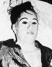 جثة ماريا المكتشفة بمنزل كارل