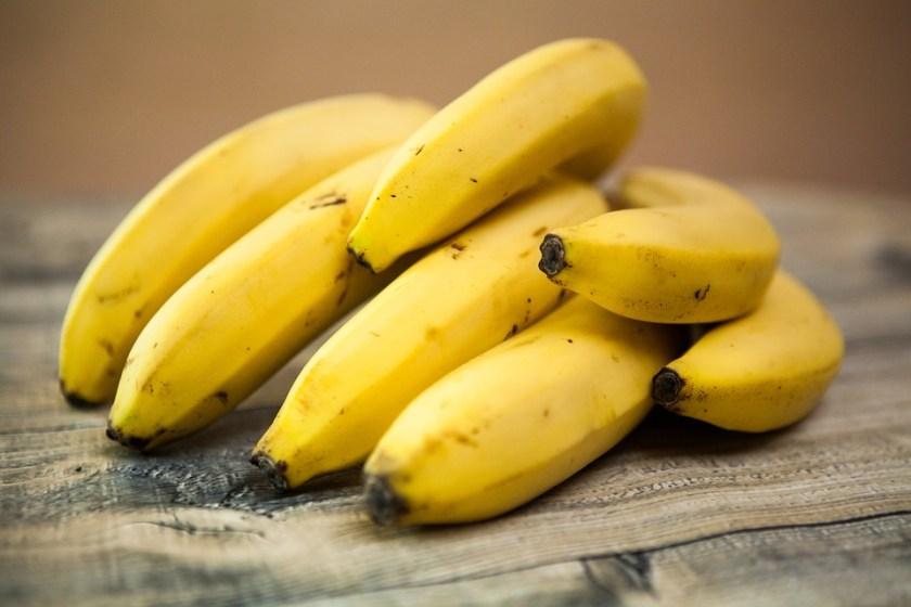 الموز الأصفر