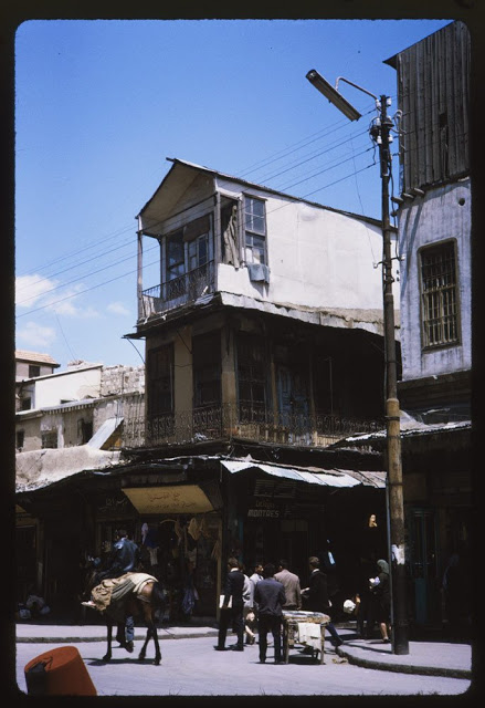 دمشق الشام سوريا 1960 (7)