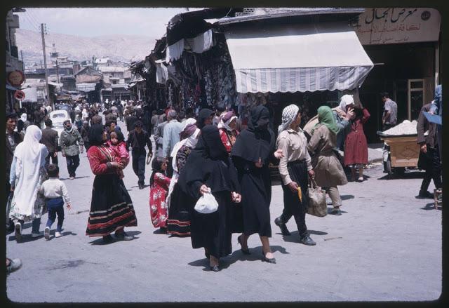 دمشق الشام سوريا 1960 (8)