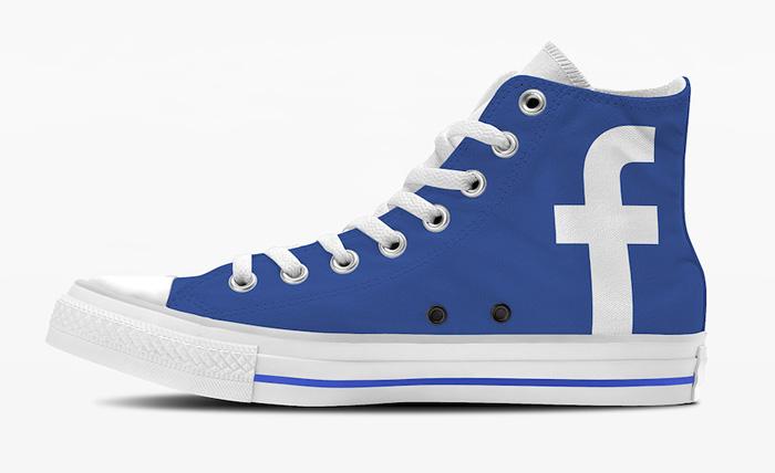 ماذا لو كانت الماركات العالمية تصنع الأحذية الرياضية؟ فيسبوك