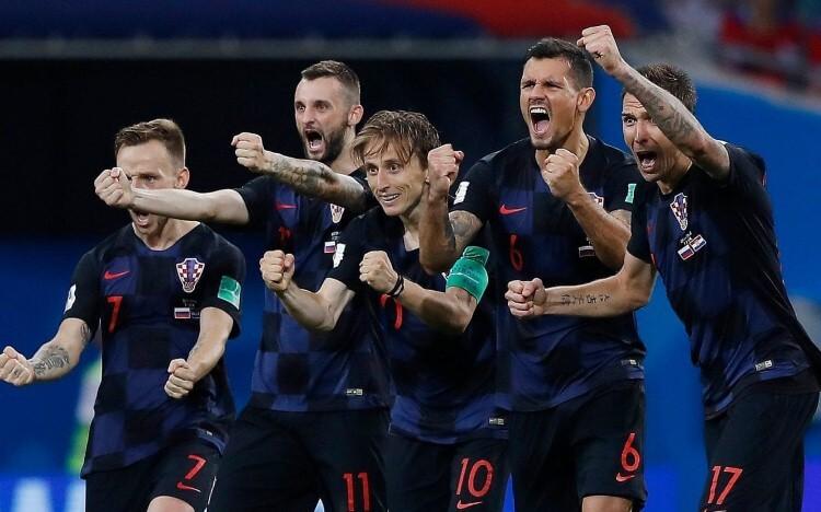 لماذا تنتهي أسماء لاعبي منتخب كرواتيا بالخاتمة يتش ؟