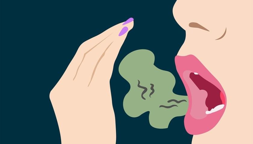 علاج بخر الفم