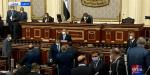 بث مباشر.. انطلاق الجلسة الافتتاحية لمجلس النواب