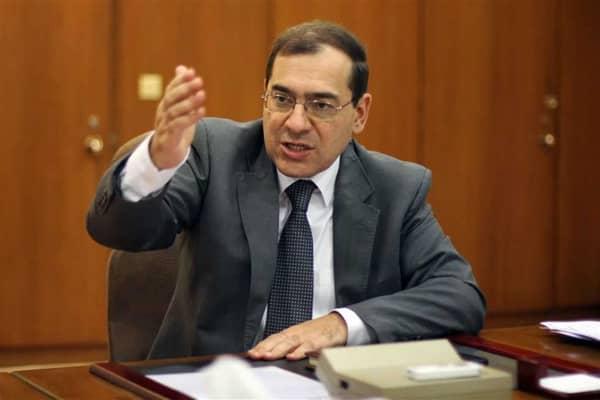 وزير البترول: 122 تريليون قدم مكعب احتياطيات غاز شرق المتوسط