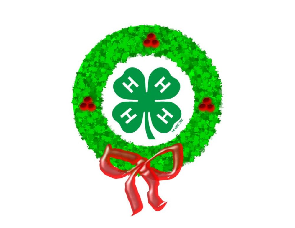 medium resolution of alamance county 4 h wreath and garland sale north carolina cooperative extension