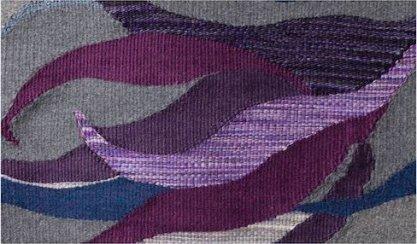"""Allure,"" weaving"