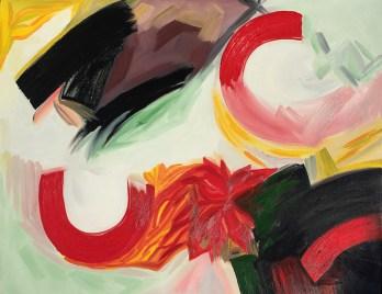 Painting 2-half circles