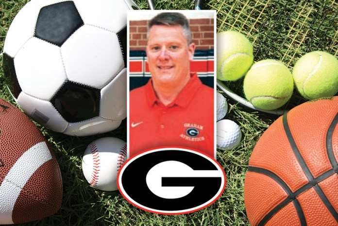 Kyle Ward - New Graham Athletic Director