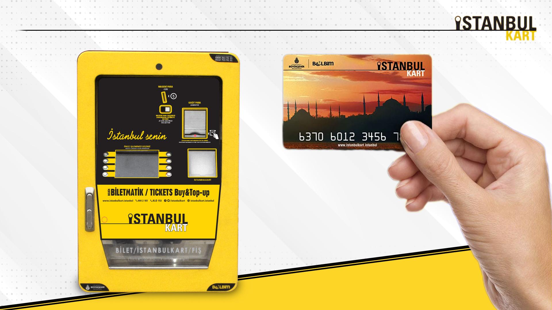 Istanbul card - كرت اسطبنول