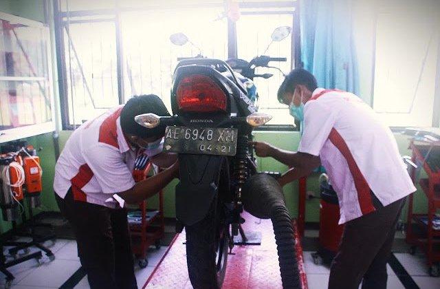 Ciptakan SDM Unggul, MPM Honda Jatim Gelar Program AHASS Academy