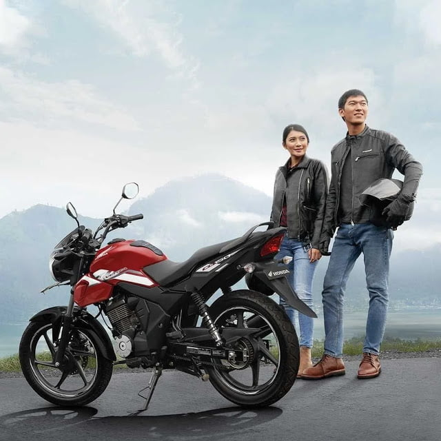 New CB150 Verza Tampil Baru Motor Honda Paling Bandel