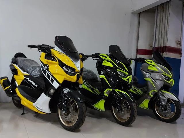 Yamaha NMAX Predator harga