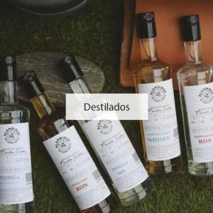 Destilados Familia Sandín
